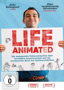 Life, Animated, DVD