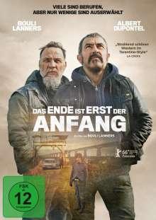Das Ende ist erst der Anfang, DVD