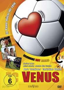 FC Venus - Angriff ist die beste Verteidigung (2006), DVD