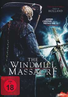 The Windmill Massacre, DVD