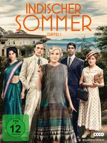 Indischer Sommer Season 1, 4 DVDs