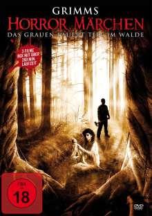 Grimms Horror Märchen (3 Filme), DVD
