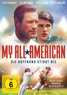 My All American, DVD