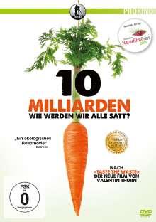 10 Milliarden - Wie werden wir alle satt?, DVD