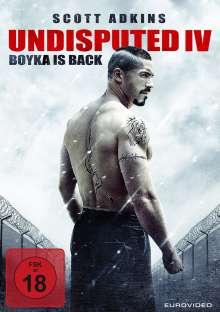 Undisputed IV - Boyka Is Back, DVD