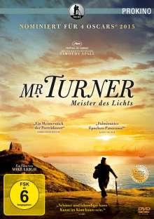 Mr. Turner - Meister des Lichts, DVD