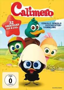 Calimero - Genialo geniale Geschichtensammlung, 4 DVDs
