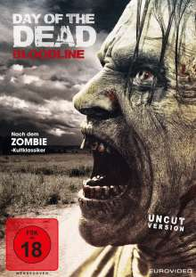 Day of the Dead - Bloodline, DVD
