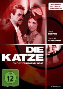 Die Katze (1987), DVD