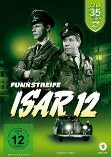 Funkstreife ISAR 12 (Gesamtedition), 6 DVDs