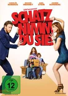 Schatz, nimm du sie!, DVD