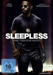 Sleepless, DVD