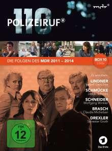 Polizeiruf 110 - MDR Box 10, 3 DVDs