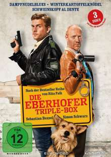 Eberhofer Triple Box, 3 DVDs