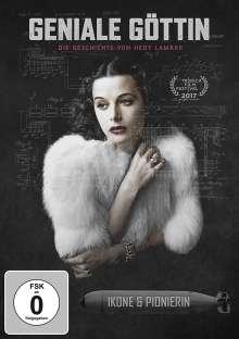 Geniale Göttin - Die Geschichte von Hedy Lamarr, DVD