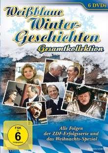 Weißblaue Wintergeschichten (Gesamtkollektion), 6 DVDs