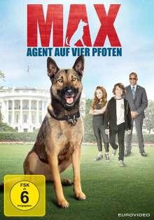 Max - Agent auf vier Pfoten, DVD
