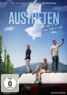Austreten, DVD