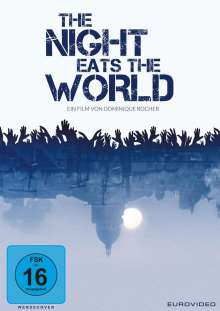 The Night eats the World, DVD
