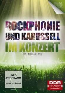 Im Konzert: Rockphonie und Karussell - Live in Leipzig 1982, DVD