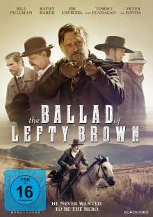 The Ballad of Lefty Brown, DVD