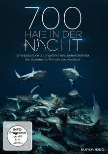 700 Haie in der Nacht, DVD