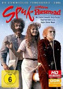 Spuk unterm Riesenrad, 2 DVDs