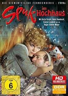 Spuk im Hochhaus, 2 DVDs
