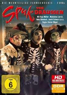 Spuk von draussen, 2 DVDs