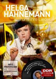 Helga Hahnemann, DVD