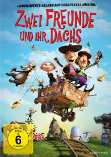 Zwei Freunde und ihr Dachs, DVD