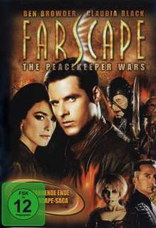 Farscape - The Peacekeeper Wars (Finale der TV-Serie), 2 DVDs