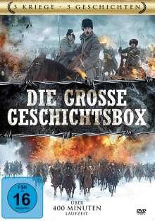 Die grosse Geschichtsbox (3 Filme auf 2 DVDs), 2 DVDs