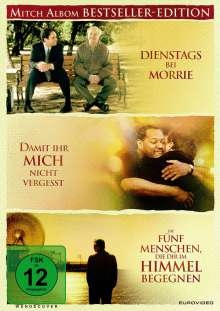 Mitch Albom Bestseller-Edition, 3 DVDs