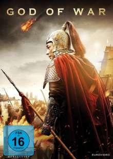 God of War, DVD