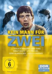 Kein Mann für Zwei, DVD