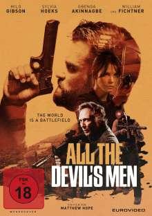 All the Devil's Men, DVD