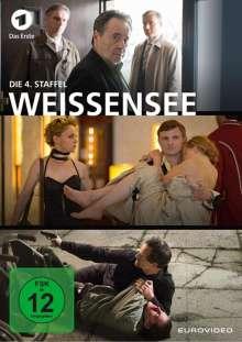 Weissensee Staffel 4, 2 DVDs
