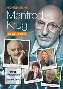 Im Konzert: Hommage an Manfred Krug, DVD