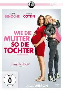 Wie die Mutter, so die Tochter, DVD
