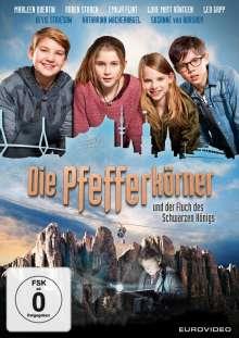 Die Pfefferkörner und der Fluch des schwarzen Königs, DVD