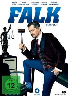 Falk Staffel 1, 2 DVDs