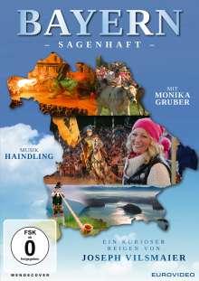 Bayern - Sagenhaft, DVD