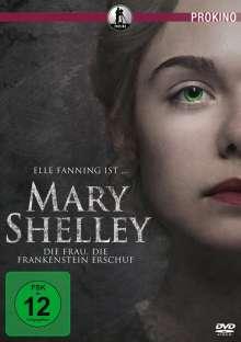 Mary Shelley - Die Frau, die Frankenstein erschuf, DVD