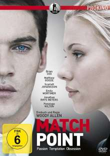 Match Point, DVD