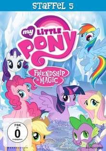 My Little Pony - Freundschaft ist Magie Staffel 5, 3 DVDs