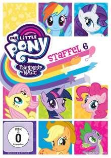 My Little Pony - Freundschaft ist Magie Staffel 6, 3 DVDs