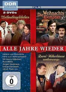 Alle Jahre wieder (3 Filme auf 2 DVDs), 2 DVDs