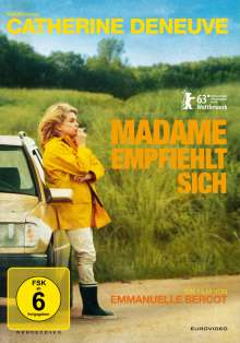 Madame empfiehlt sich, DVD