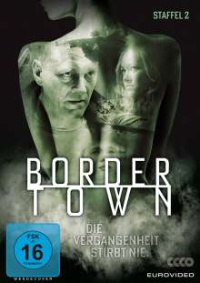 Bordertown Staffel 2, 4 DVDs